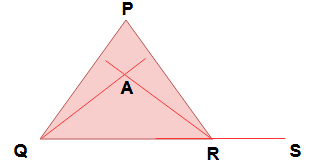 Properties of the Triangles