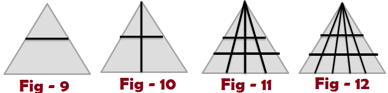 how many triangles puzzle formula | number of triangles