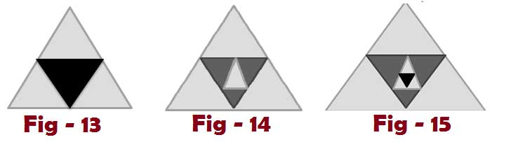 how many rectangles are there in the given figure   number of triangles points