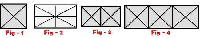 Find the Number of triangles   Calculate number of triangles in a square   allmathtricks