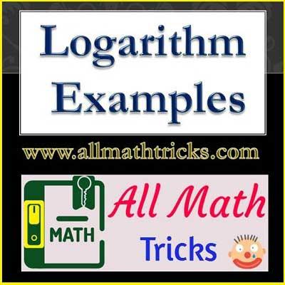 logarithm applications | logarithm tricks | logarithm tutorial | logarithm tricks | logarithm application | logarithm questions | logarithm examples | logarithm questions