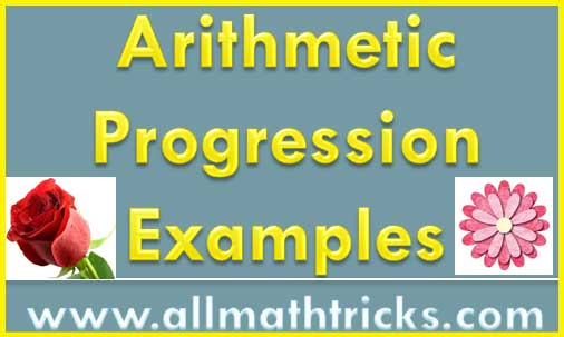 arithmetic progression problems with solutions for competitive exams and 10th standard | arithmetic progression basic problems 10th maths