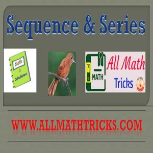 sequence and series definitions | Infinite sequence and series problems and solutions | arithmetic sequence questions | Find the nth terms of sequence